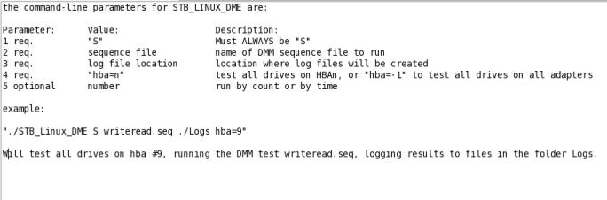 LinuxDME_cmdLineParams